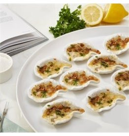 Oyster Baking Dishes, set of 12