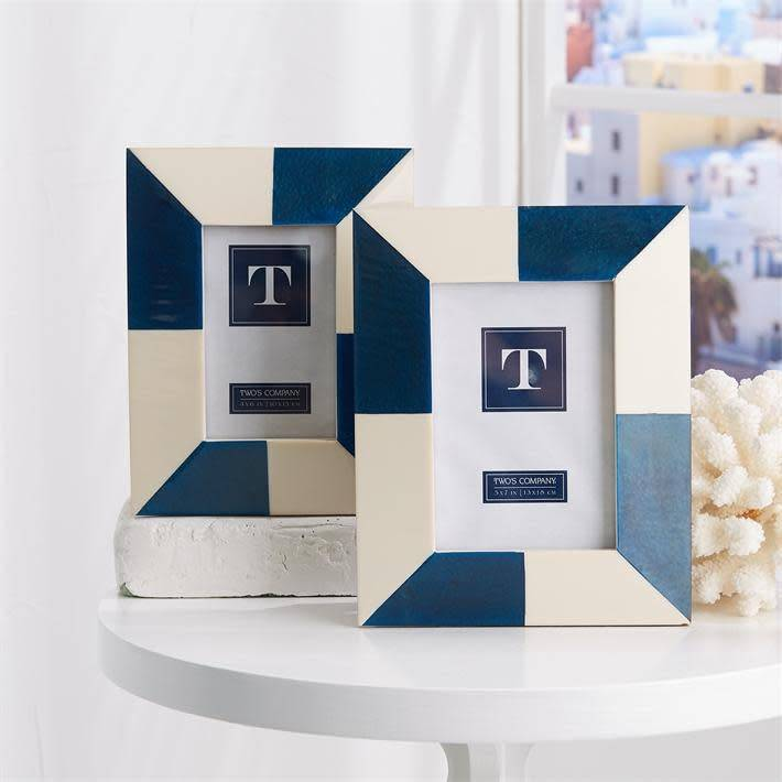Color Block Photo Frame 5x7