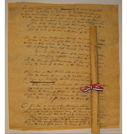 Historic Document - Star Spangled Banner