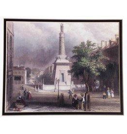 Print - Battle Monument, Baltimore