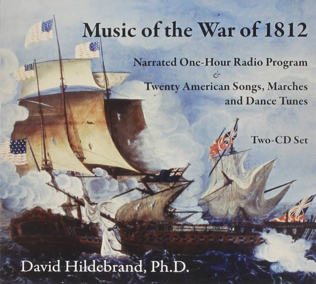 CD- Music of the War of 1812