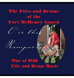 CD- War of 1812 Fife and Drum Music