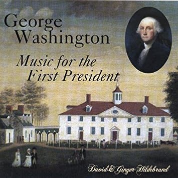CD- G.W, Music for the First President