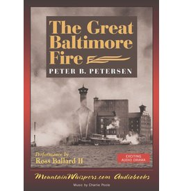 CD- The Great Baltimore Fire, Audio Book