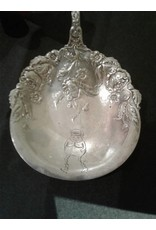 Silver Bon Bon or Nut Spoon