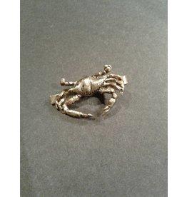 Men's Crab Tie Clip