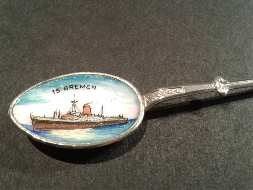 Sterling Souvenir Spoon