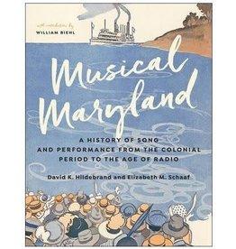 Johns Hopkins University Press Musical Maryland