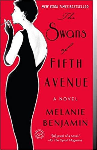 The Swans of Fifth Avenue (used)