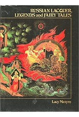 Russian Lacquer, Legends and Fairy Tales, Vol I (used)