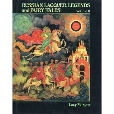Russian Lacquer, Legends and Fairy Tales, Vol. II (used)