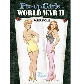 Tierney- Pin-Up Girls of World War II: Paper Dolls