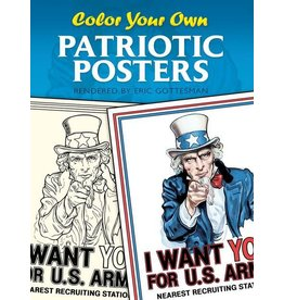 Gottesman- Color Your Own Patriotic Posters