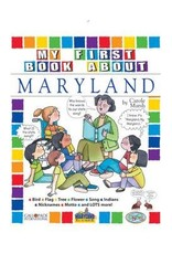 My First Book About Maryland