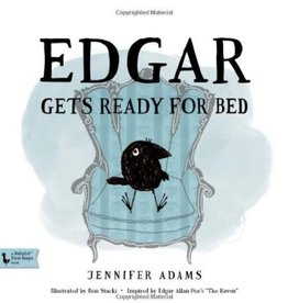 Edgar Gets Ready for Bed: A BabyLit Board Book