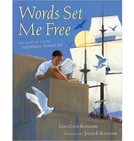 Cline-Ransome- Words Set Me Free