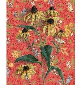 Print by Emily Uchytil - Black-eyed Susans