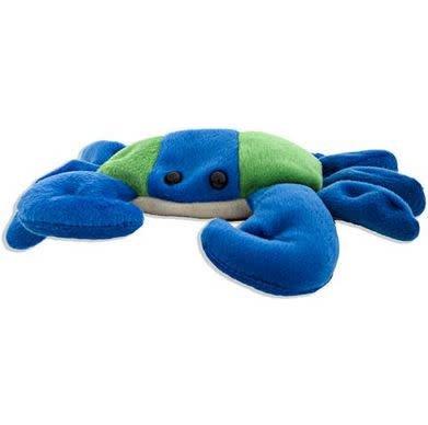 Little Crab Plush, Blue & Green