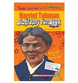 Kids: Marsh- Harriet Tubman Bio FunBook