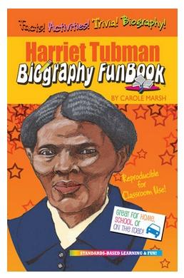 Marsh- Harriet Tubman Bio FunBook