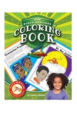 Our Black Heritage Coloring Book