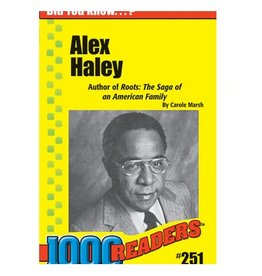 Alex Haley, Author of Roots: The Saga of an American Family
