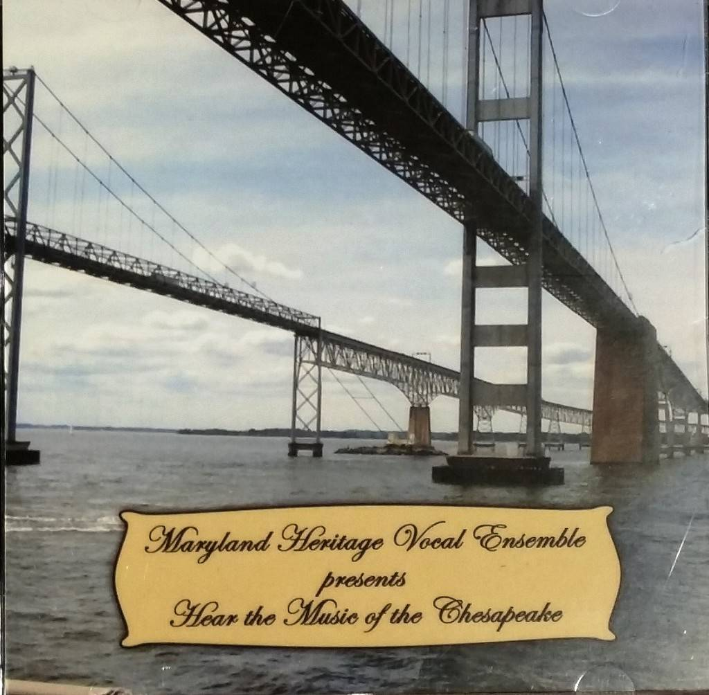 CD- Hear the Music of the Chesapeake