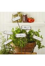 Set of 6 Garden Markers