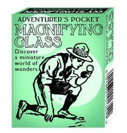 Adventurer's Pocket Magnifying Glass