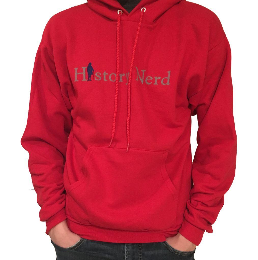 "The History List ""History Nerd"" Sweatshirt"