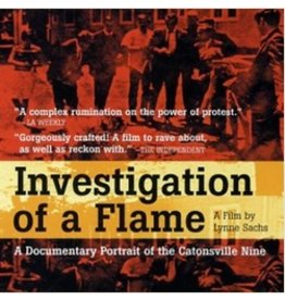 DVD- Investigation of a Flame