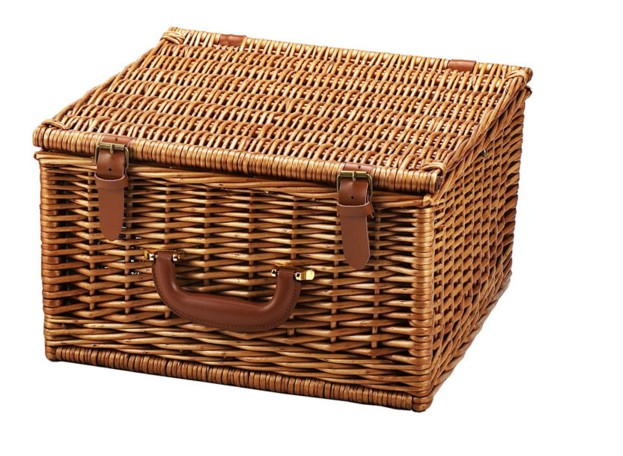 Cheshire Picnic Basket for Two, Gazebo
