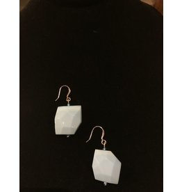 Pair of Light Blue Earrings