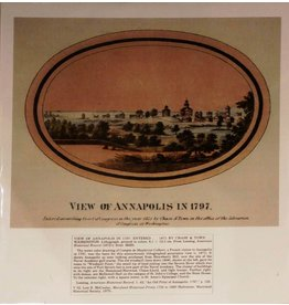 Aquatint, Annapolis 1797