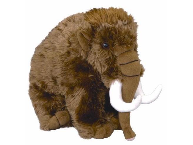 Little Mastodon Plush