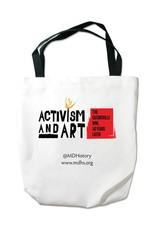 Activism and Art Tote Bag