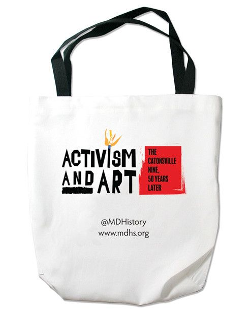 Activism and Art Tote Bag