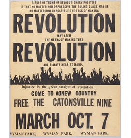 Poster - Revolution