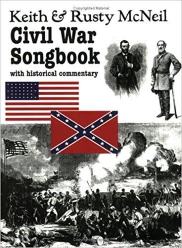 Civil War Songbook