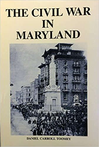 The Civil War in Maryland (Paperback)