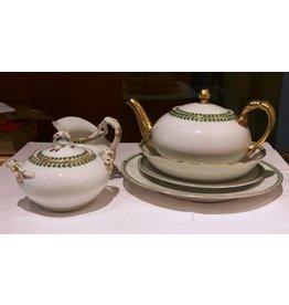 Porcelain Tea Set, J.P.L. France