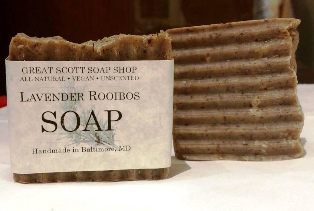 Great Scott Soap Shop - Lavender Rooibos Shop