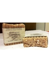 Great Scott Soap Shop - Moisturizing Oatmeal Soap