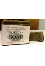 Great Scott Soap Shop - Green Tea Soap