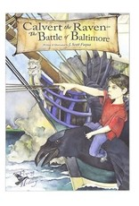 Calvert the Raven in The Battle of Baltimore, Pb