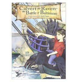 Calvert the Raven in The Battle of Baltimore, HC