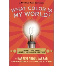 Abdul-Jabbar- What Color is My World?