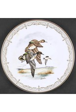 Collectible Boehm Plate, Green-winged Teals