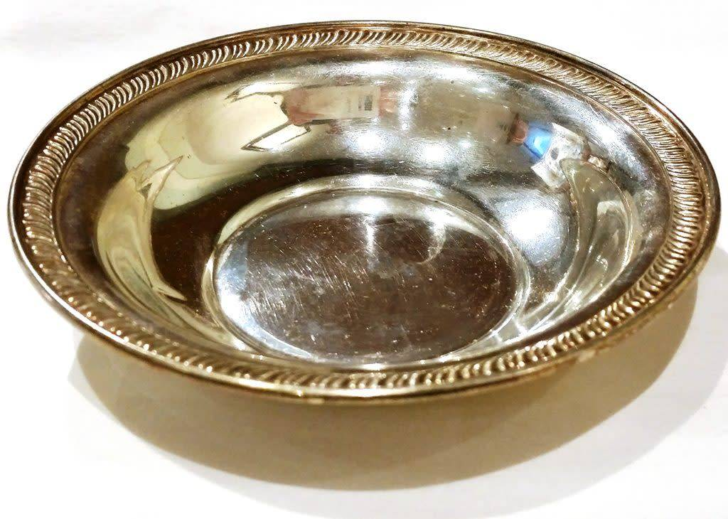 Small Dunkirk Sterling Dish