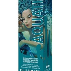 PULPRIOT PULP RIOT AQUATIC SEMI PERMANENT COLOR